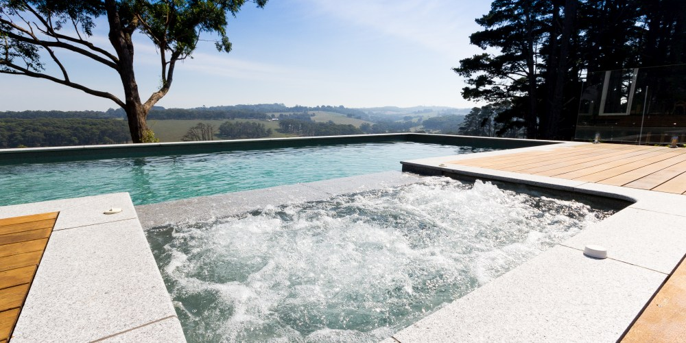 What About an Infinity Pool in Your Backyard? | Compass ...