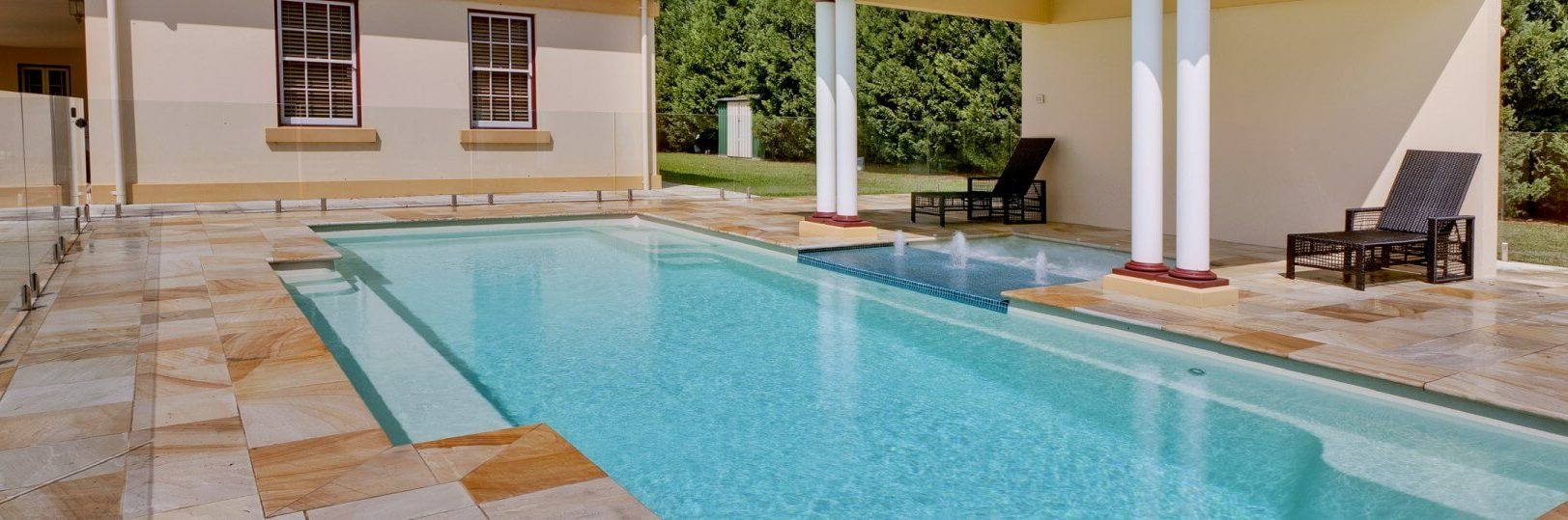 Fibreglass pool builder in Newcastle and Hunter region